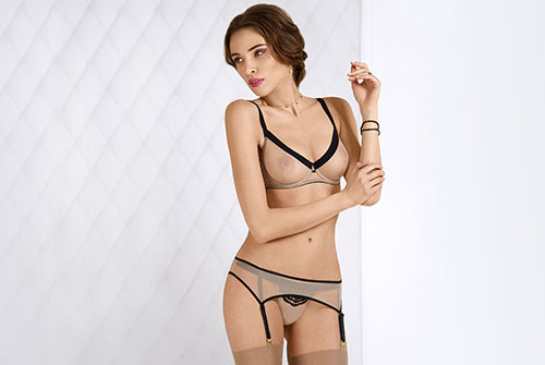 NEW FW 2015/16 COLLECTION OF ALLURING LINGERIE
